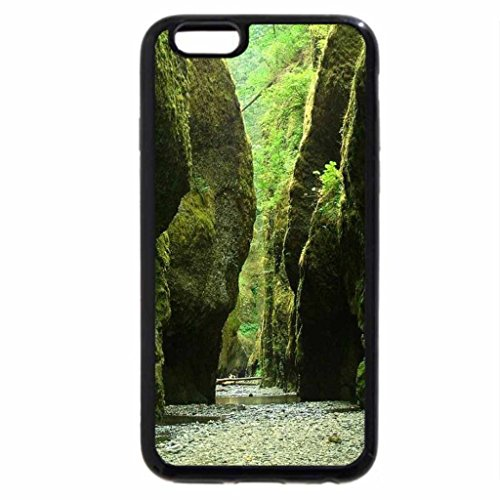 iPhone 6S / iPhone 6 Case (Black) Oneonta Gorge