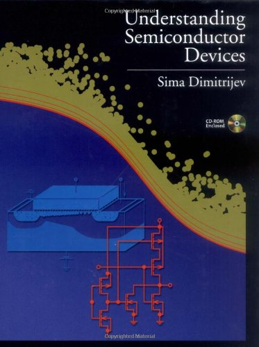 Computer Engineering Bücher (Understanding Semiconductor Devices (The Oxford Series in Electrical and Computer Engineering))