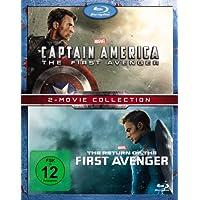 Captain America - The First Avenger + The Return of the First Avenger