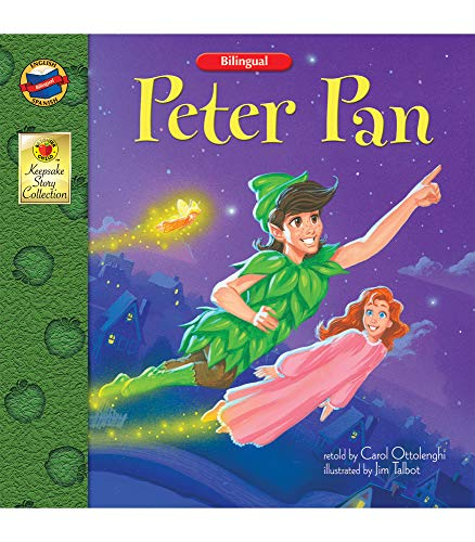 Peter Pan Brighter Child Keepsake Stories
