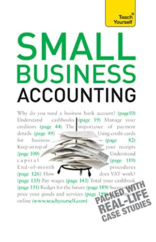 Small business accounting teach yourself the jargon free guide to small business accounting teach yourself the jargon free guide to accounts budgets solutioingenieria Image collections