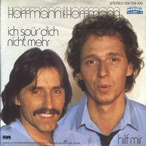 Hoffmann & Hoffmann - Ich Spür Dich Nicht Mehr - Global Records And Tapes - 104 709-100