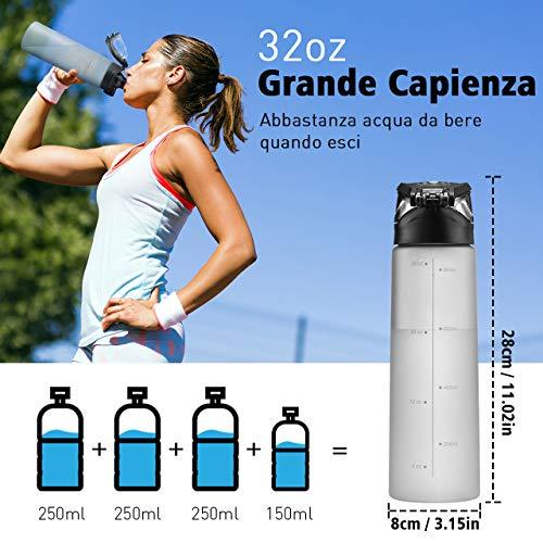 Zoom IMG-1 omorc bottiglia d acqua sportiva