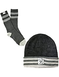 Tokyo Laundry Mens Beanie Hat And Ankle Socks Gift Boxed 2 Piece Set c740c0a18396