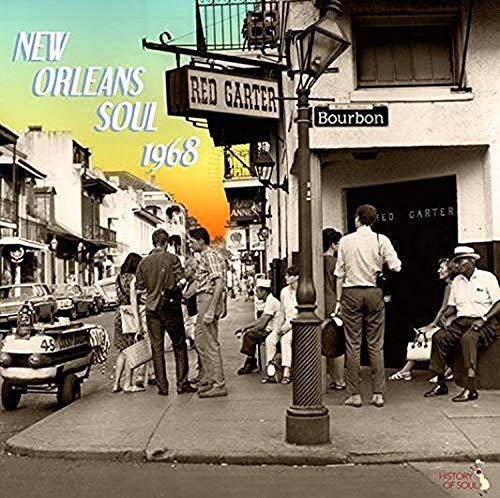 New Orleans Soul 68 [VINYL] [Vinyl LP] - New Vinyl Orleans