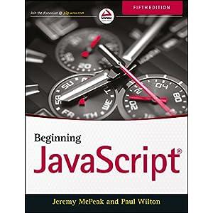 Beginning JavaScript, 5ed