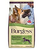 Burgess Dog Food Sensitive British Lamb and Rice Adult 12.5 kg
