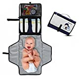 Changing Pad and Portable Diaper Caddy f...