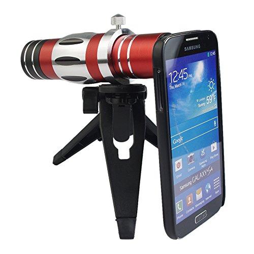 Apexel 18x Zoom Teleobjektiv/150x Super-Makro-Objektiv für Samsung Galaxy S4i9500