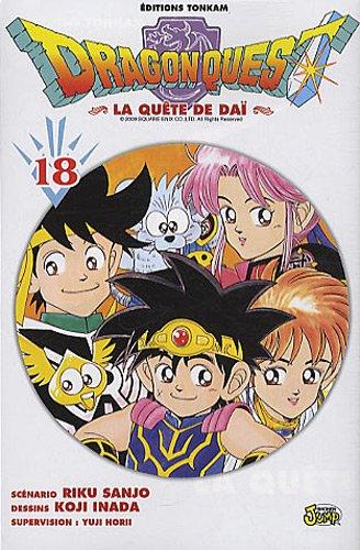 Dragon quest - La quête de Dai Vol.18