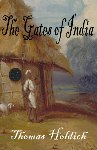 India Gate (The Gates of India (English Edition))