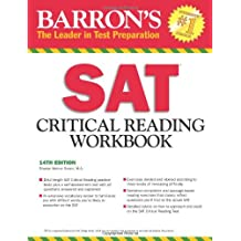 SAT Critical Reading Workbook (Barron's SAT Critical Reading Workbook)