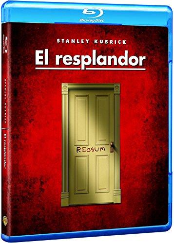 El Resplandor Blu-Ray