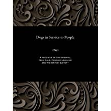 Dogs in Service to People