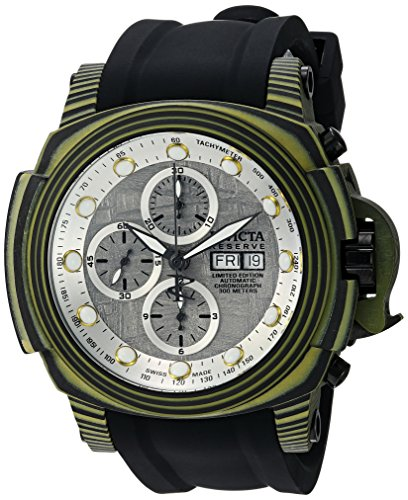 Invicta Men's Analog Automatic-self-Wind Watch with Silicone Strap 23561