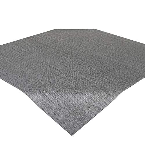 Delindo Lifestyle Mantel mesa SAMBA gris antracita