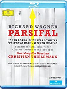 Wagner: Parsifal [Blu-ray] [2013] [Region Free]