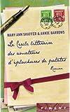 Le Cercle littéraire des amateurs d'épluchures de patates - France Loisirs - 01/01/2010