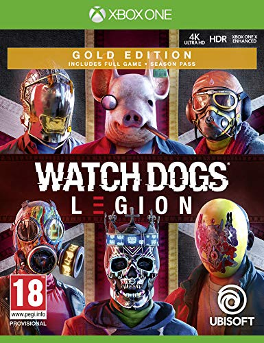 Watch Dogs Legion Gold Best Price and Cheapest