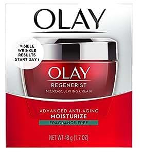 Olay Regenerist Micro-Sculpting Cream Fragrance-Free...