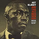 Moanin' - Ltd. Edition 180gr [Vinyl LP] - Art & the Jazz Messengers Blakey