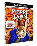 Pierre Lapin [4K Ultra HD + Blu-ray + Digital UltraViolet]