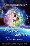Front cover for the book Lady Oak Abroad by Glenda Goertzen