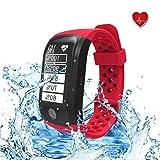 Fitness uhr GPS Smart armband Pulsmesser Wasserdicht Sport Smart Armband Fitness Tracker Armband Wecker Smart watch Smar