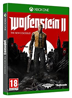 Wolfenstein II: The New Colossus - AT-Pegi Edition - [Xbox One] (B071WX4GTY) | Amazon Products