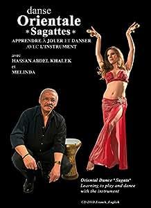 Hassan Abdel Khalek Danse Orientale Sagattes