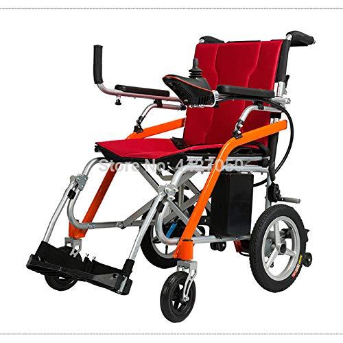 GFKSMS Leichtes Nettogewicht 13kg Intelligent Faltbare Brushless Motor Leistung Elektro-Rollstuhl -