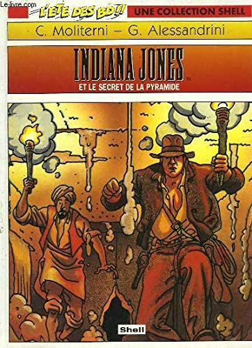 Indiana Jones Et Le Secret De La Pyramide - Pyramide Shell