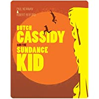 Butch Cassidy & The Sundance Kid - Limited Edition Steelbook