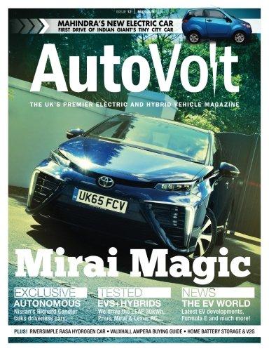 Autovolt May-Jun 2016: Volume 12 por Autovolt Magazine