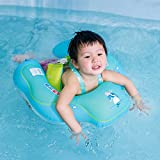 Generic B1013 L : New Baby Swim Ring Inflatable Infant Armpit Floating Kids Swimming Pool Accessories Circle Bathing Inflatable Dounle Raft Rings