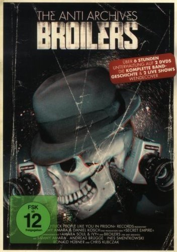 Broilers - Anti Archives (2 DVDs) [Limited Edition]