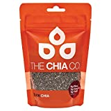 The Chia Co. Black Chia Seed Pouch - 500g