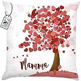 My Custom Style cuscino FULL PRINT #Festa della Mamma-Albero Mamma#40x40