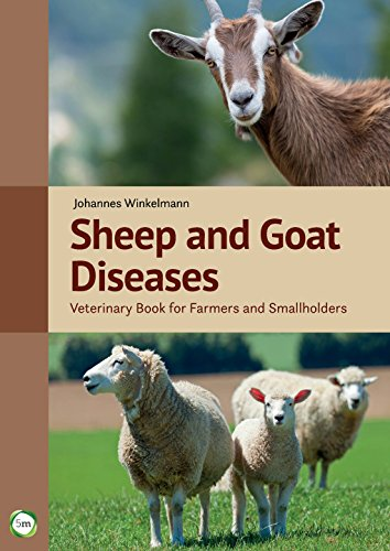 PDF Sheep and Goat Diseases: Veterinary Book for Farmers and