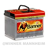 Autobatterie 63AH Banner Power Bull Professional