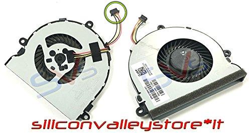 Lüfter CPU Fan Cooling für HP Notebook 250G5Series sps-813946–001 (Notebook-cpu-lüfter)