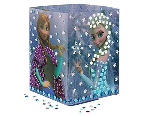 Cool Create Fun Tiles Frozen Night Light