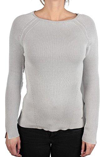 Modischer Pullover aus der Kollektion von Street One in cyber grey.- Modell: Fanny- Streifen Optik- Rundhals Ausschnitt- bequeme Passform46% Baumwolle35% Viskose19% NylonMaschinenwäsche