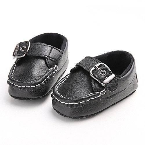 Fire Frog  Loafers-shoes,  Baby, Jungen Slipper Schwarz