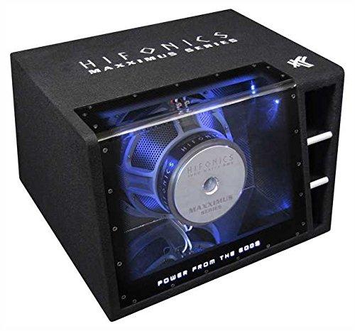 HIFONICS MXZ 12 BP 1000 WATT RMS BANDPASS (1000watt Rms Subwoofer)