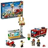LEGO City Fire - Rescate del Incendio en la Hamburguesería (60214)
