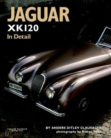 Jaguar XK120 In Detail