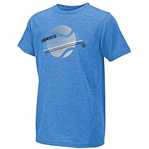 Wilson Stripe Kinder-T-Shirt