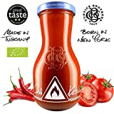 Curtice Brothers Organic Chili Tomato Ketchup - BIO Ketchup aus der Toskana mit...