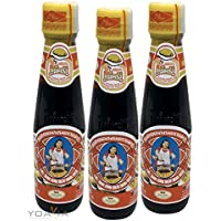 Mae Krua - Austernsauce - 3er Pack (3 x 150ml) - Original Thai